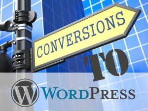 Professional Conversion to WordPress